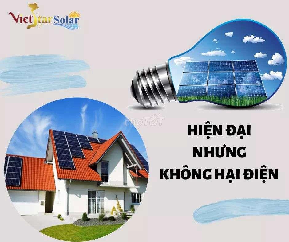 Dịch vụ  lắp đặt Điện mặt trời