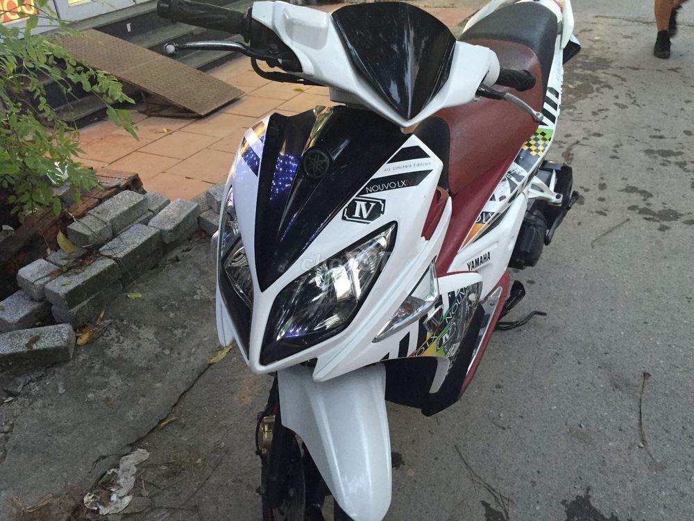 Yamaha Nouvo lx 135 chính chủ zin hết-2013