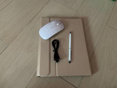 Thanh lí bao da + phím chuột ipad gen 7 - ipad pro
