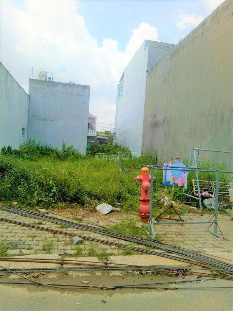 Đất thổ cư thị trấn Hậu Nghĩa 125m2 QLN2-Bầu Công