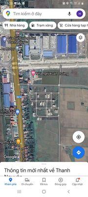 Bán đất mặt đường T1 - 65m ( 6 làn xe)