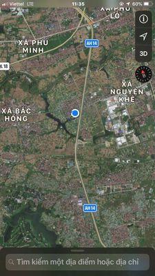 Cần bán 150m đất mặt đường Lê Hữu Tựu, Sơn Du