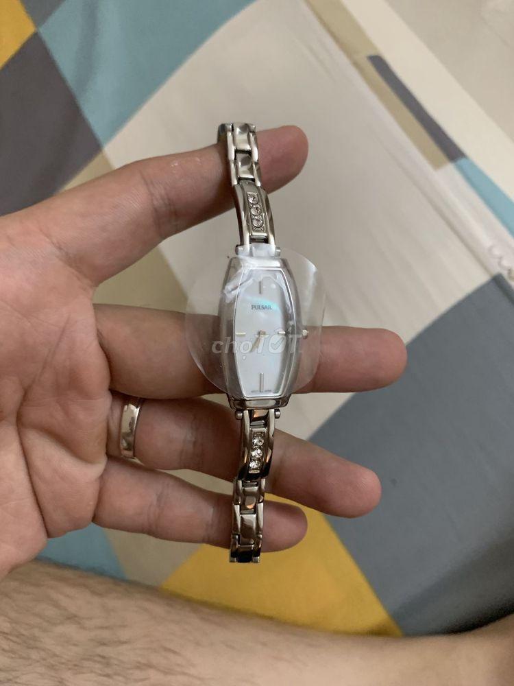 Đồng hồ nữ new 100% nguyên seal