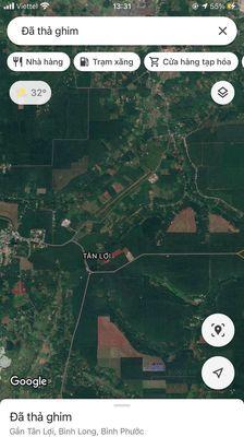 Bán đất sân bay lưỡng dụng Bình Phước