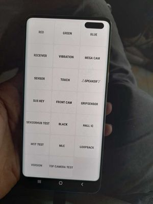 Samsung Galaxy S10 5G bán hay giao lưu