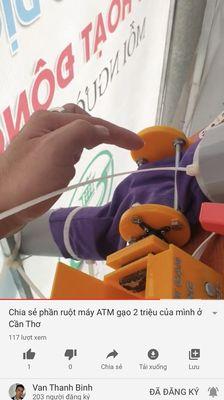 Tuyển Sv Năm 4 Cơ Điện Tử Trở Lên Làm Máy Atm Gạo