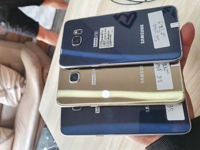 Samsung Galaxy S6 Edge Plus Xanh dương 32 GB