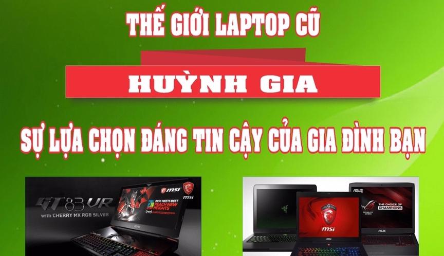 Laptop Bình Dương ( Huỳnh Gia )