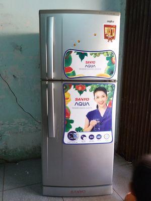 tủ lanhn sanyo AQUA 190 lít