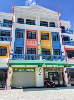 Shophouse Vingroup 4 lầu- Có sẵn HĐ thuê