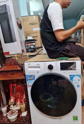 Giặt beko 9kg nhìu công nghệ kết nối đt