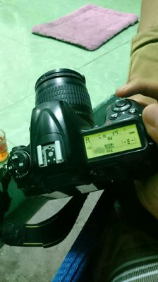 DSLR Nikon D300 Giao Lưu