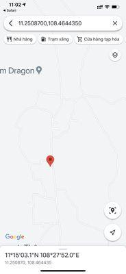 Đất Huyện Bắc Bình 1.0000.025m²
