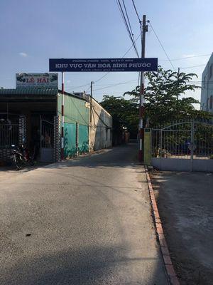 Bán gần 10 công đất phường Phước Thới, gần KCN