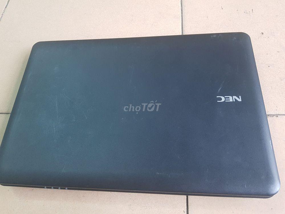 Laptop Nhật Intel Core i3 thế hệ 2 4GB 250GB đẹp