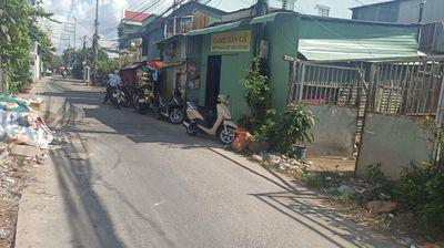 Nền ODT 65,5m2 đường phan bội châu phường BK