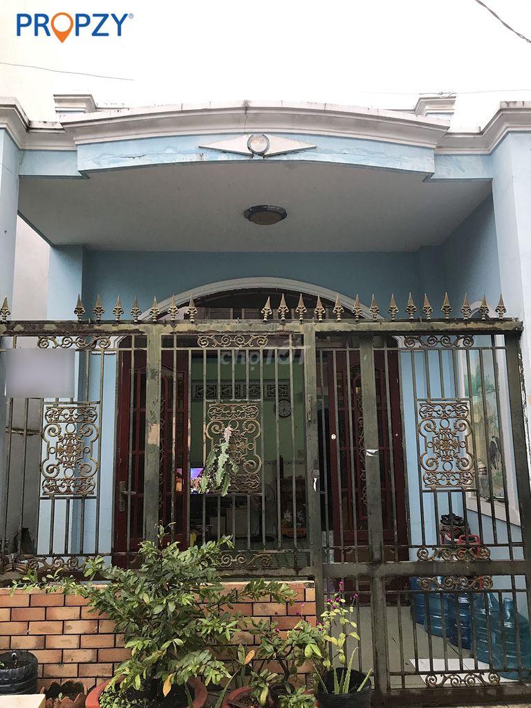 Nhà 5x12, hẻm xe hơi 5m Liên Khu 5-6, Bình Tân
