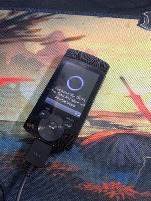 máy nghe nhạc sony s543