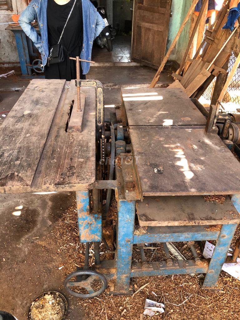 0834896780 - Cần bán 3 máy làm mộc