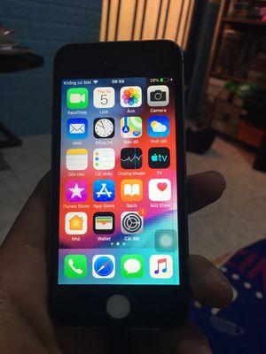 Cần bán gấp iphone 5s