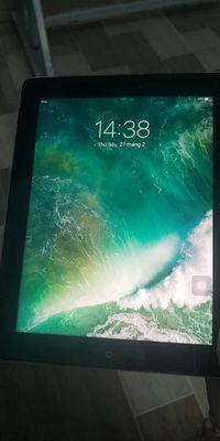 Apple iPad 4 32g wifi only . black
