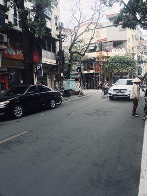 Bán Đất MP Cổ Hàng Trống, Hoàn Kiếm 257m, 250 Tỷ.