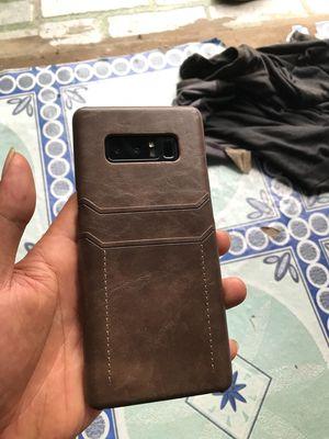 Samsung Galaxy Note 8 đen bản 6/256 máy leng keng