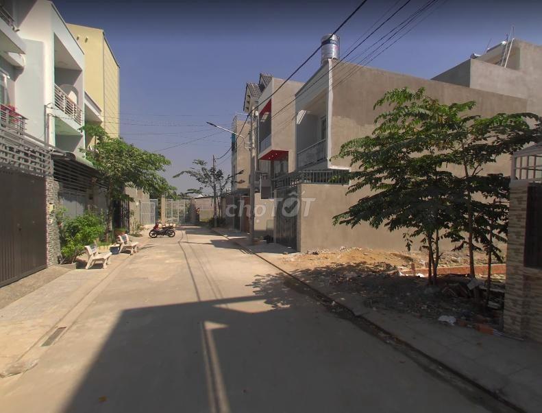 đường Nguyễn Thị Nhung, HBP,TĐ_75m2 khu dân cư ở.
