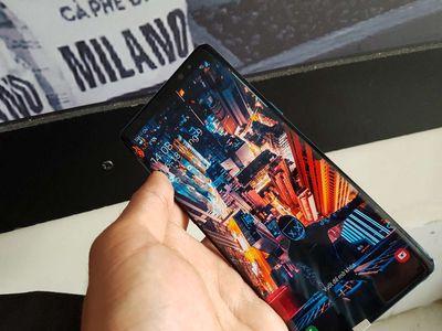Galaxy Note 8 99% Nguyên Zin 2Sim Chính Hãng ok