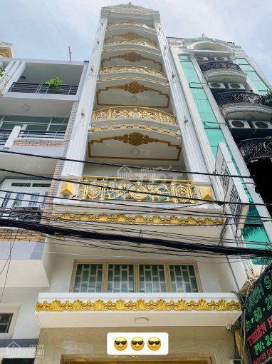 nhà 3 tầng MT Yersin Q1. Dt: 9*20m