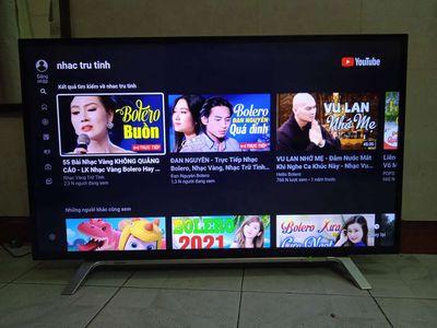 Bán 1smart tivi Toshiba 43in đẹp full HD mỏng đẹp