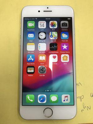 Apple Iphone 6 quốc tế màu trắng 64GB, mã Mỹ