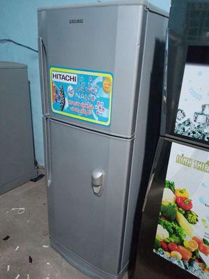 Cần bán tủ lạnh Hitachi 200l đang Sài tốt