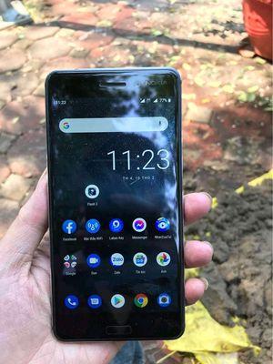 Nokia thông minh 6 Đen ram3 32 GB