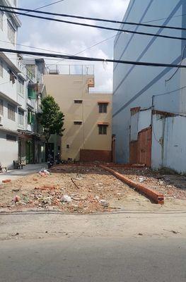 Bán gấp lô đất MT Trường Sa, P.12, Q. Phú Nhuận