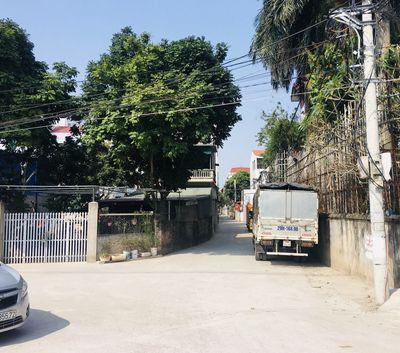 Bán gấp đất Du Nội Mai Lâm Đông Anh 68m2 ngõ ô tô