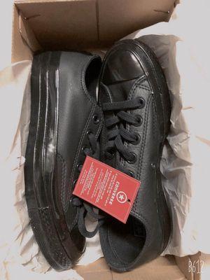 Giày Converse Chuck 70s Leather Black