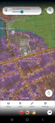 Đất Huyện Krông Pắc 600m² cách QL26 90m.