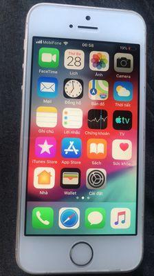 IPhone 5S QT zin