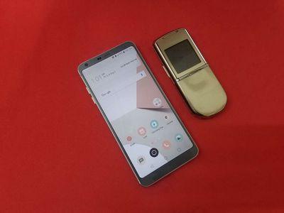 Bán LG G6 màu xám