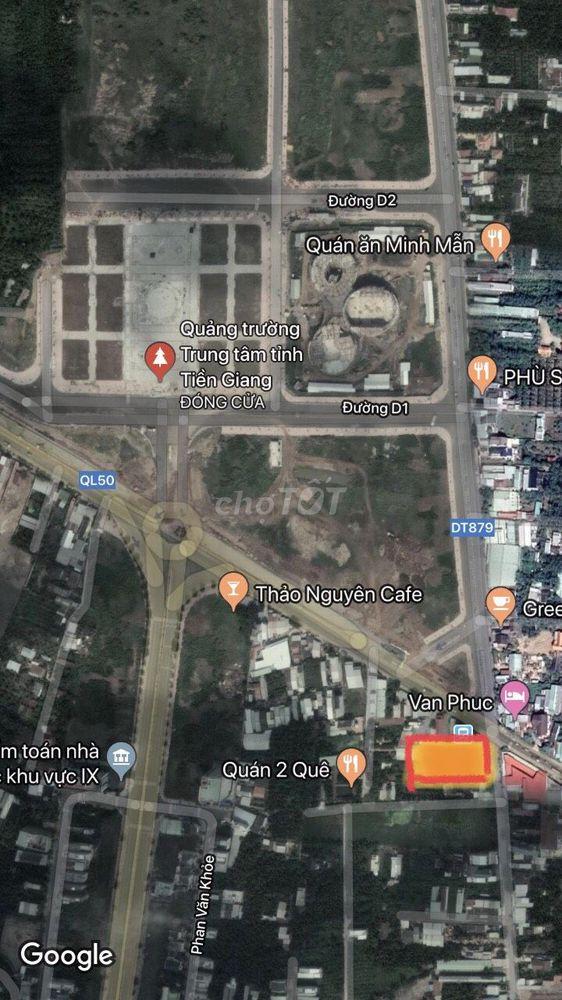 Đất 9 x 103 mặt tiền Nguyễn Trung Trực sổ riêng !!