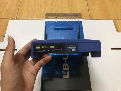 modem phát wifi linksys WRT54GL