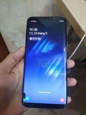 Galaxy S8+ Ram 4/64Gb Màn hình cong tràn viền