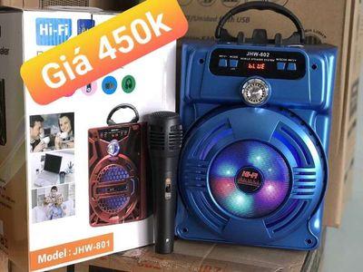Bán loa Bluetooth JHW 802 giá 450k