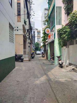 Bán Nhà Ngang Trên 4m Phường 12 Quận Phú Nhuận.