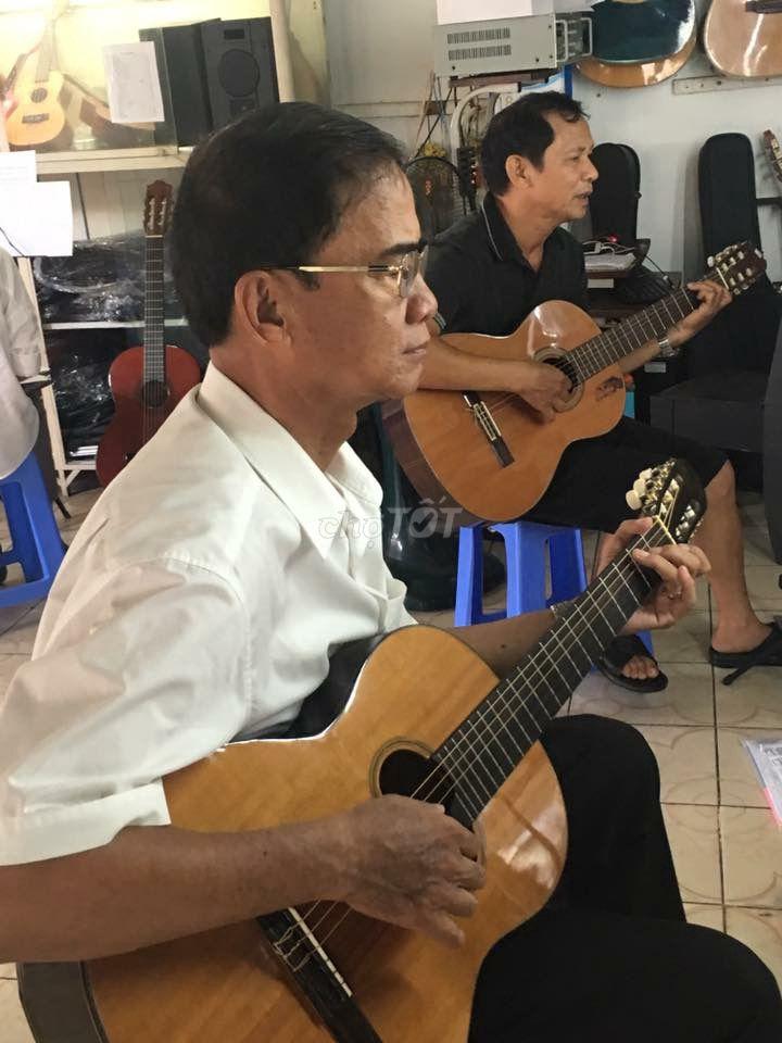 0908751908 - Lớp Guitar linh động về thời gian Dungclassic