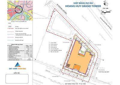 Bán chung cư Hoàng Huy Grand Tower - Giá gốc CĐT