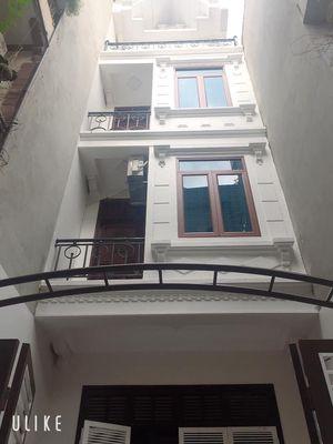 Bán nhà Yên Hòa KD, mở VP 60m2 5tầng ngõ rộng