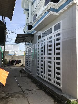 Nhà lầu 41.8m2- 2.095 tỷ hẻm 2 Lê Anh Xuân AV30