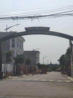 Khu dân cư Hoàng Nam 5